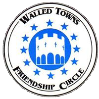 Walled Towns Friendship Circle logo